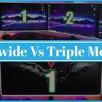Ultrawide Vs Triple Monitor