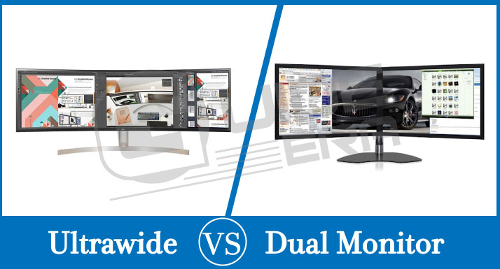 Ultrawide VS Dual Monitor for Programming