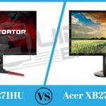 Acer XB271HU Vs XB270HU