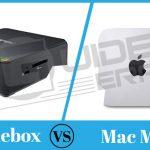 Chromebox VS Mac Mini