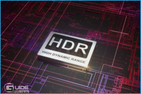 High Dynamic Range screen