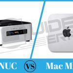 Intel NUC VS MAC Mini