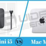 Mac Mini i5 VS i7